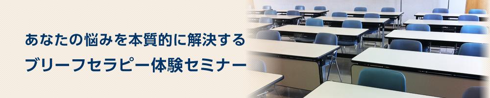 ブリーフセラピー(FAP療法)体験セミナー-大阪のトラウマ専門(FAP療法)のB.C.C.