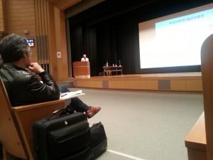 吃音研究と臨床の講演会-エフド・ヤイリ博士を招いて2