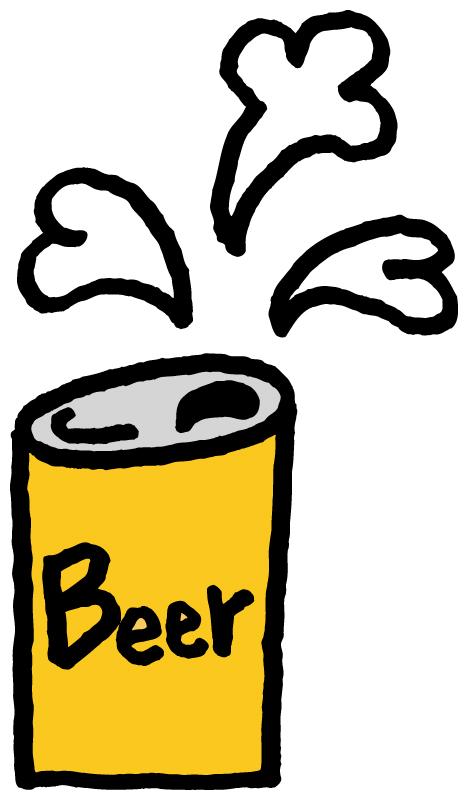 アルコール依存症のイメージ
