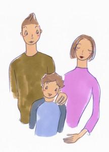 居場所と絆と家族のイメージ2