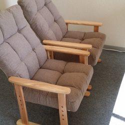 クライアント様用の椅子
